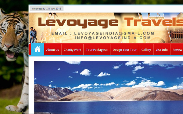 Levoyage Travels