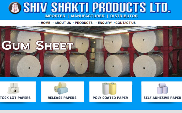 shiv shakti products ltd