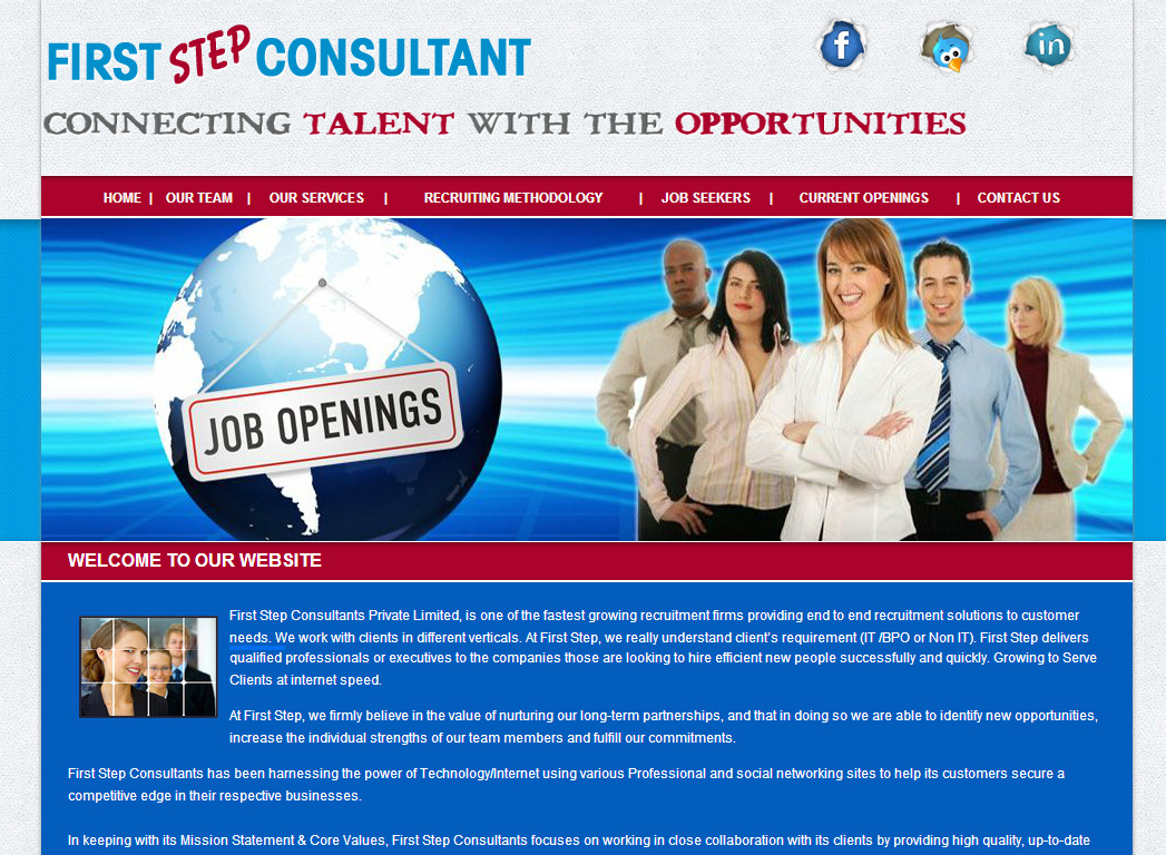 First Step Consultants