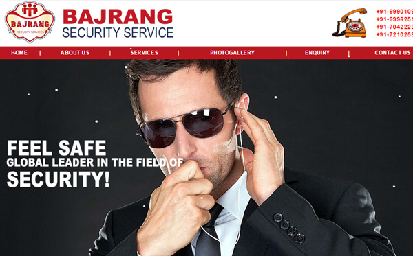 bajrang security service